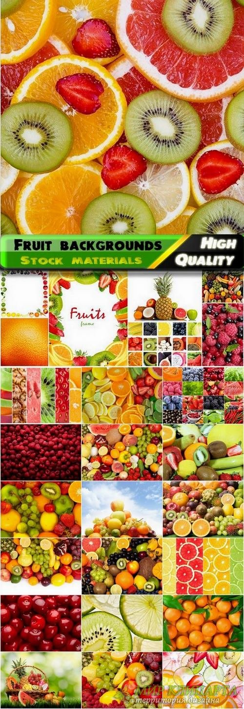 Beautiful fruit backgrounds Stock images - 25 HQ Jpg