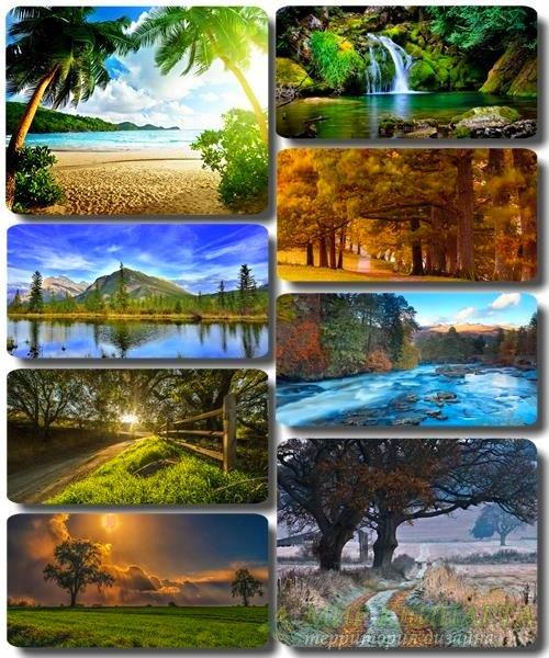 Обои Удивительно красивая природа - Фото альбом 23