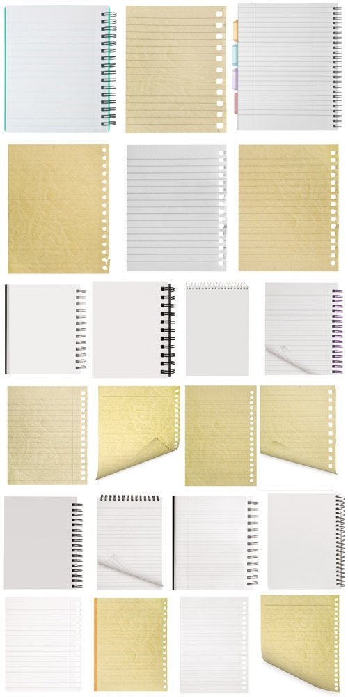 Старые страницы из записных книжек
