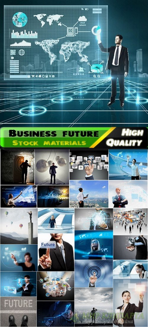 Business future conceptual photography from stock - 25 HQ Jpg