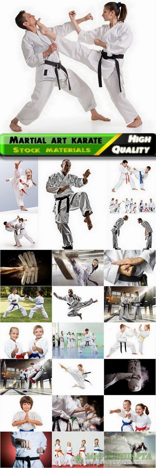 Martial art karate Stock images - 25 HQ Jpg