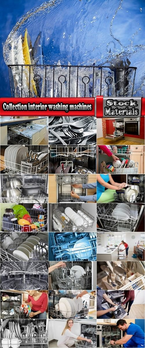 Collection interior washing machines 25 UHQ Jpeg