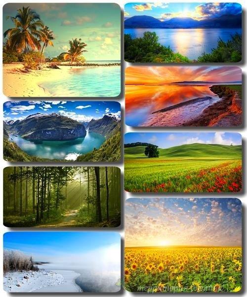 Красивая природа - Сборник обоев с фото (альбом 33)