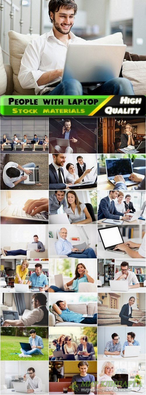 People with laptop Stock images - 25 HQ Jpg