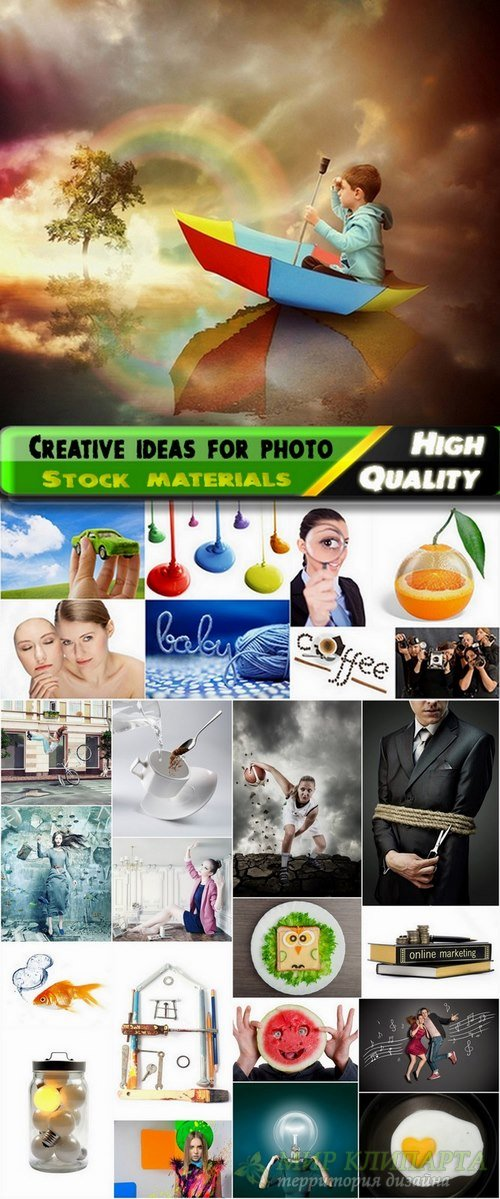 Creative ideas for photo Stock images #4 - 25 HQ Jpg