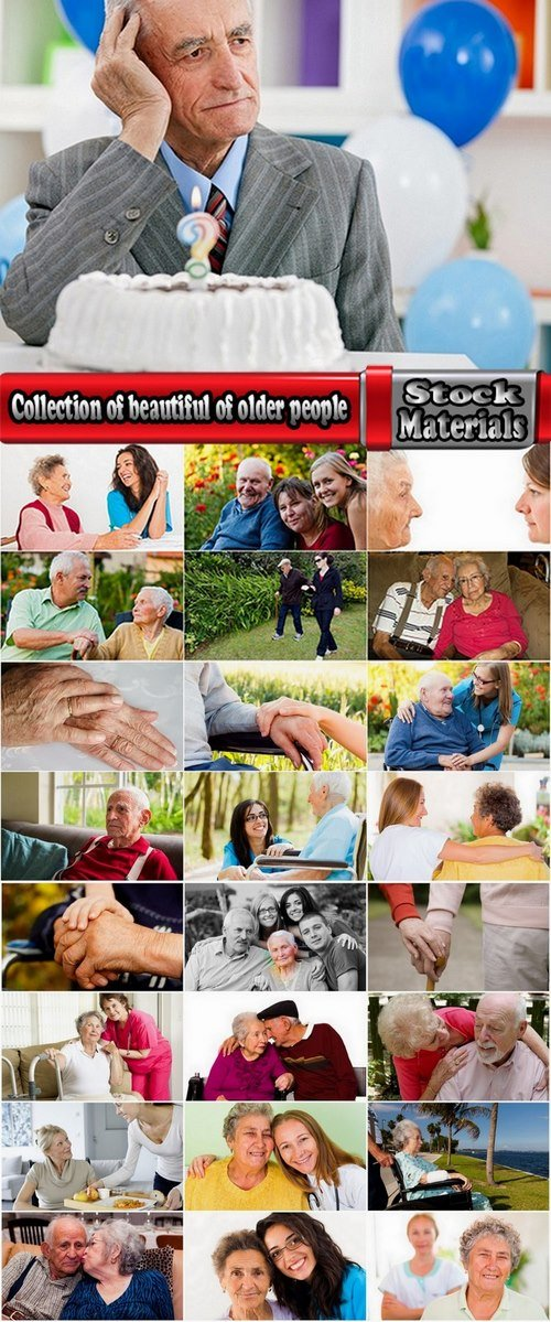 Collection of beautiful of older people 25 UHQ Jpeg