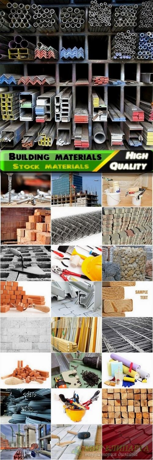 Building materials and tools Stock images - 25 HQ Jpg