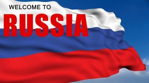 Welcome to Russia & Diamond Pack - Проект ProShow Producer