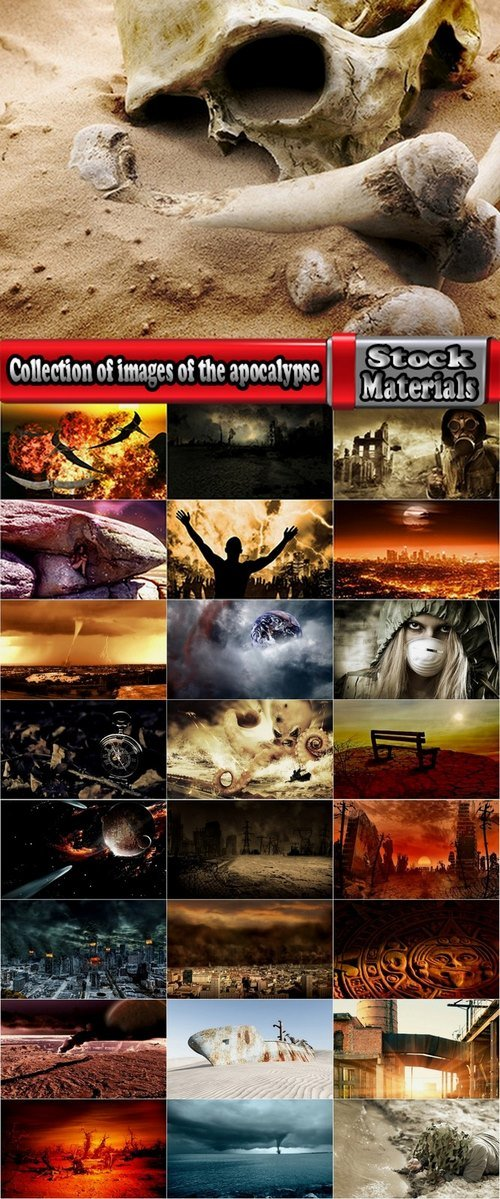 Collection of images of the apocalypse 25  UHQ Jpeg