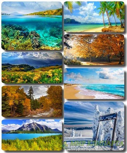 Красивая природа - Сборник обоев с фото (альбом 34)