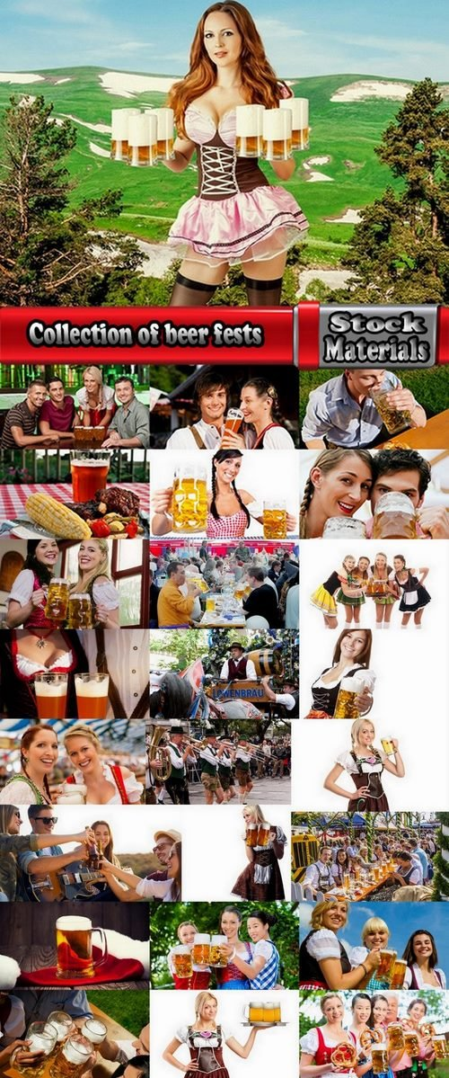 Collection of beer fests 25 UHQ Jpeg