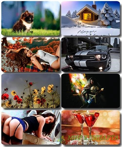 Коллекция HQ обоев с красивыми картинками часть 42