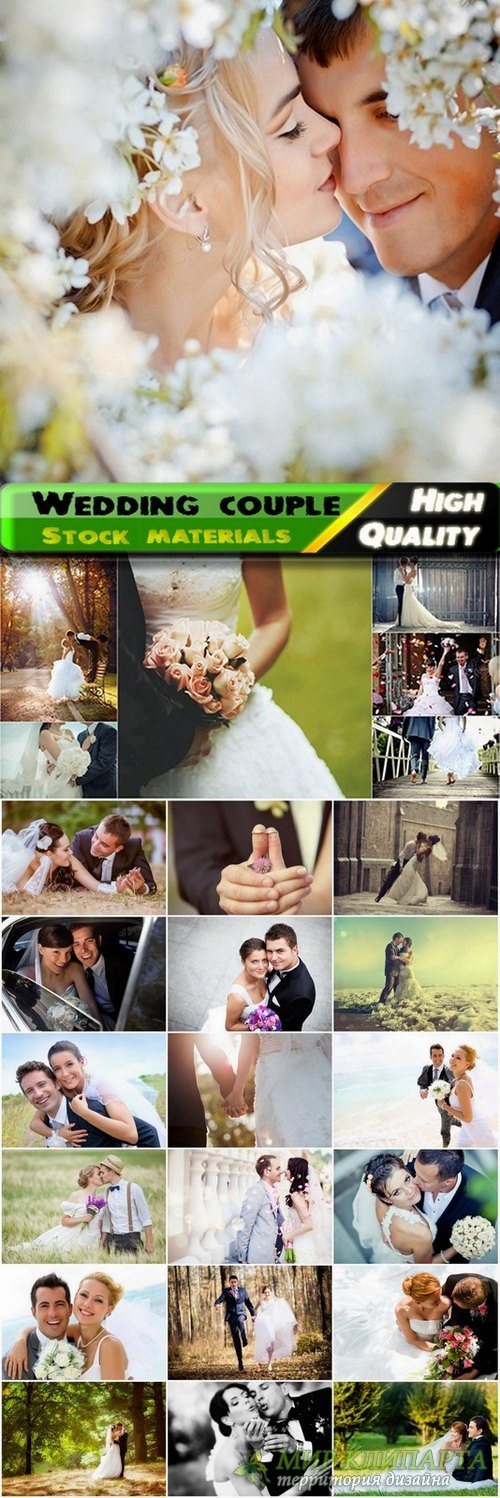Wedding couple Stock images - 25 HQ Jpg