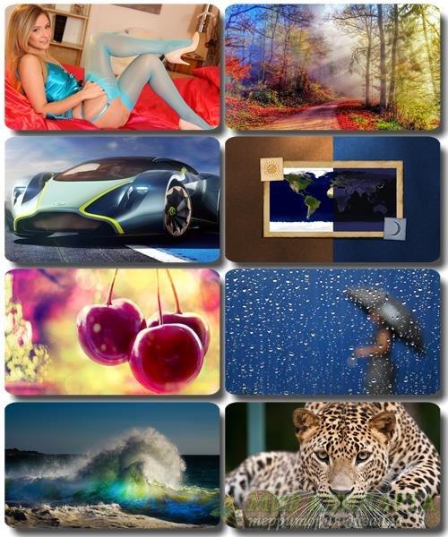 Mix Красочных картинок - Обои для рабочего стола (часть 54)