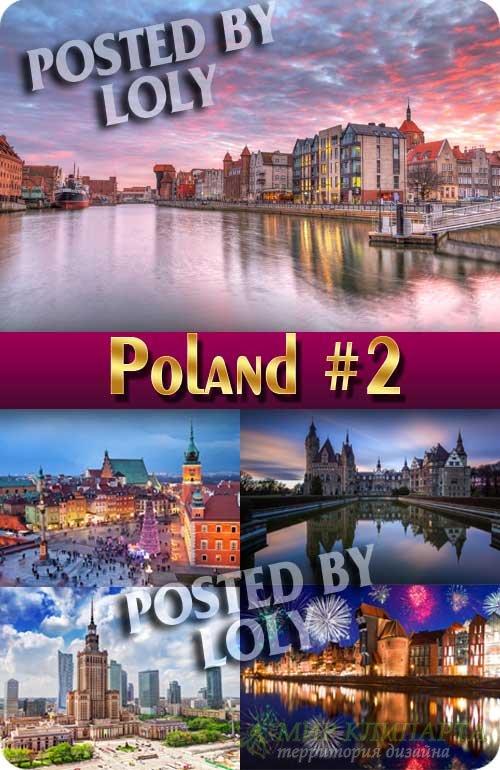 Польша #2 - Растровый клипарт