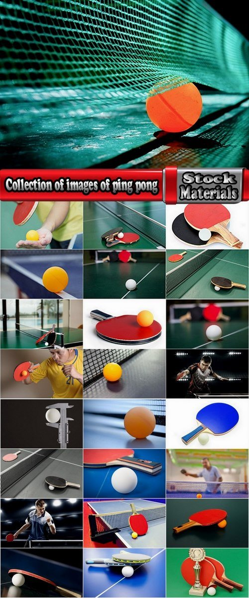 Collection of images of ping pong 25 UHQ Jpeg