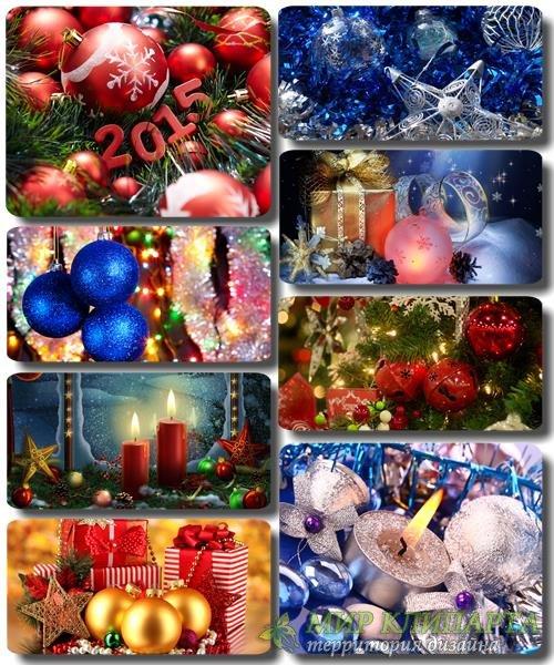 Новогодние и Рождественские обои для рабочего стола