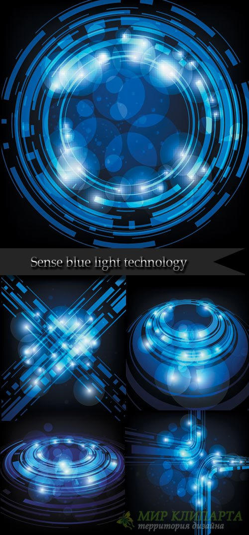 Sense blue light technology