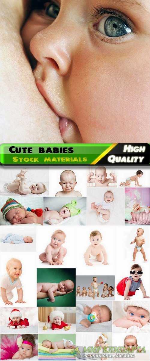 Cute babies and little baby Stock images - 25 HQ Jpg