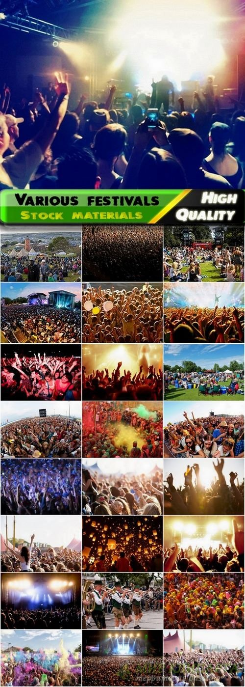 Various festivals of the world Stock images - 25 HQ Jpg