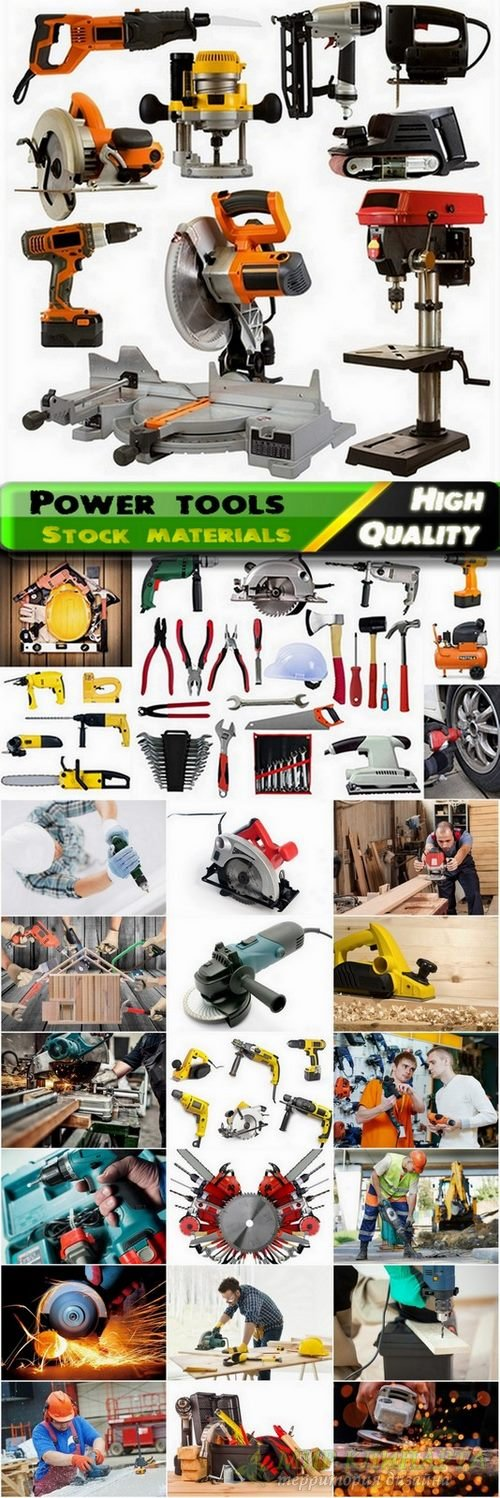 Power tools and hand tools Stock images - 25 HQ Jpg