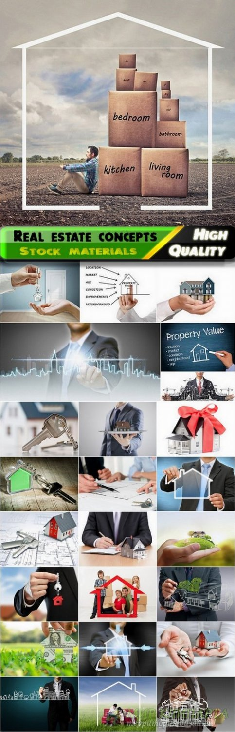 Real estate concepts Stock images - 25 HQ Jpg