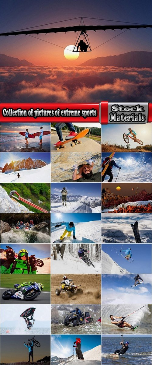 Collection of pictures of extreme sports 25 UHQ Jpeg