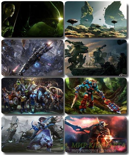 Фантастические обои - HQ картинки Art Photoshop часть 46