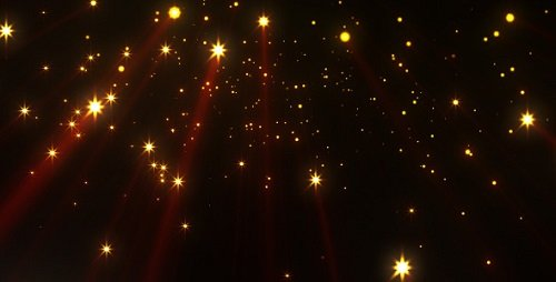 Falling Stars - Motion Graphic (Videohive)