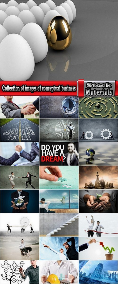 Collection of images of conceptual business #2-25 UHQ Jpeg