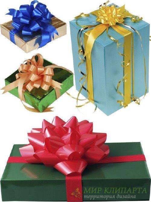 Подарочная упаковка: Коробка с бантом (часть вторая)