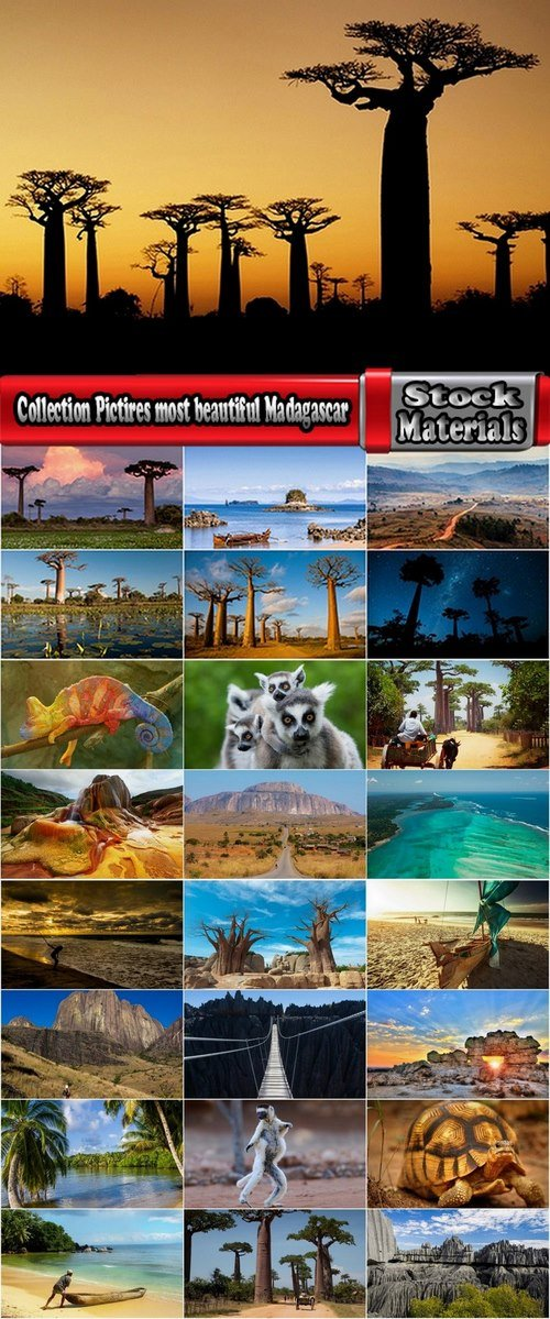 Collection Pictires most beautiful Madagascar 25 UHQ Jpeg