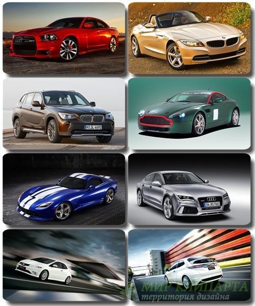 Авто Обои - Картинки и фото автомобилей (часть 34)