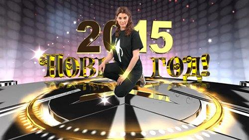 Видео-заставка - Новый 2015