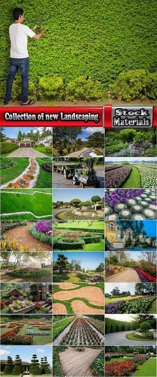 Collection of new Landscaping #3-25 UHQ Jpeg