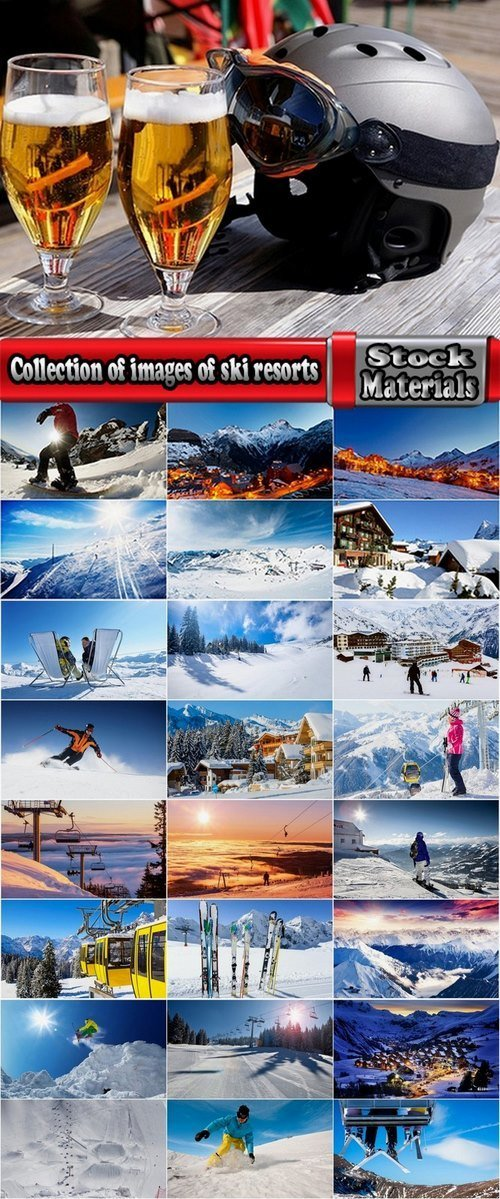 Collection of images of ski resorts 25 HQ Jpeg