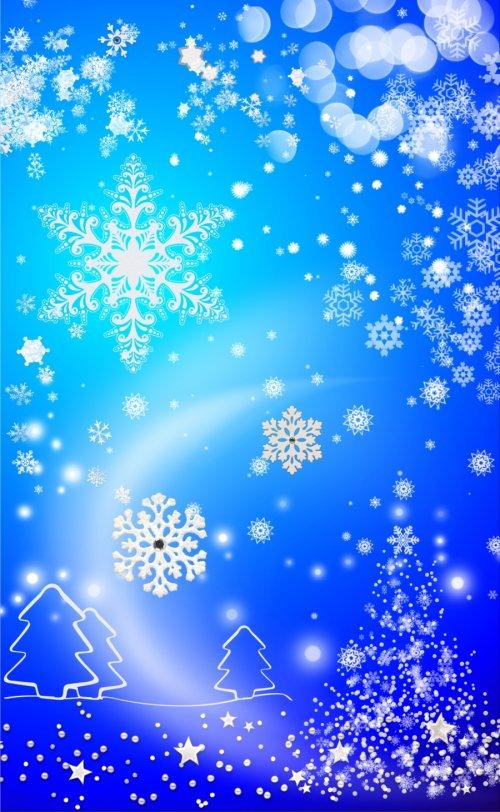 Зимний клипарт для творческих работ. 33 png.