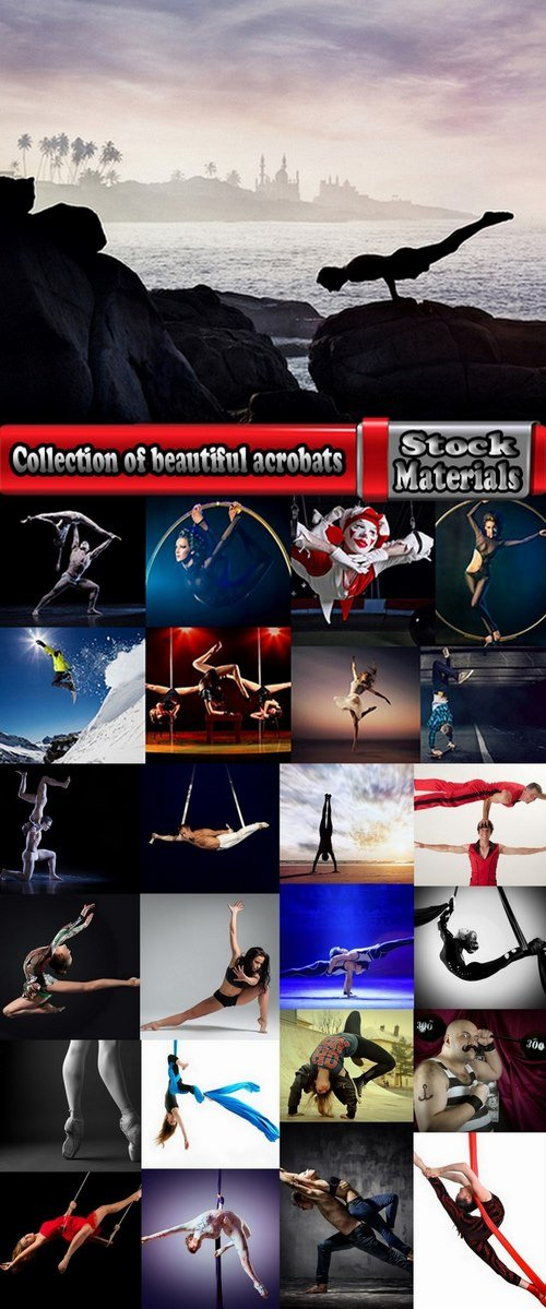 Collection of beautiful acrobats 25 HQ Jpeg