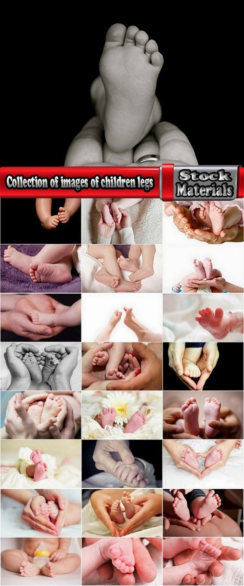 Collection of images of children legs 25 HQ Jpeg