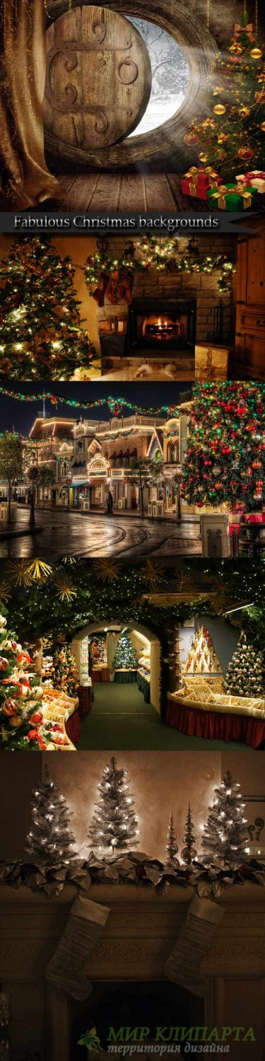 Fabulous Christmas backgrounds