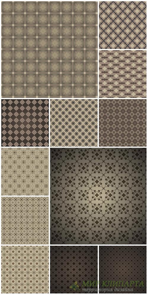 Texture in the vector, backgrounds with patterns