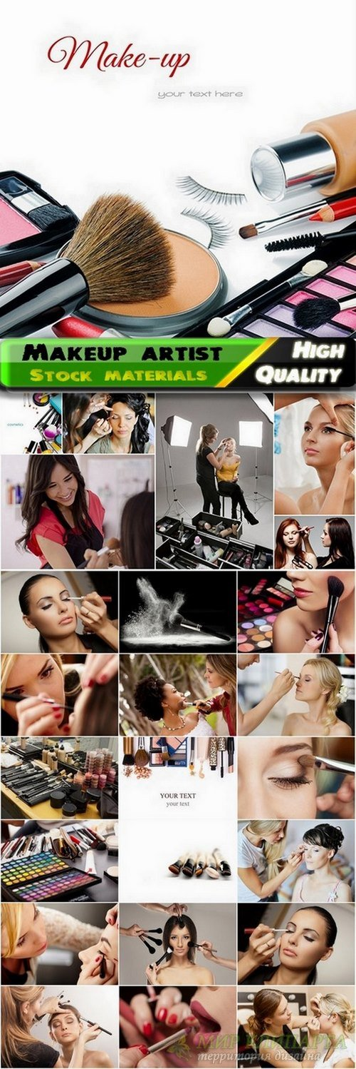 Makeup products and makeup artist - 25 HQ Jpg