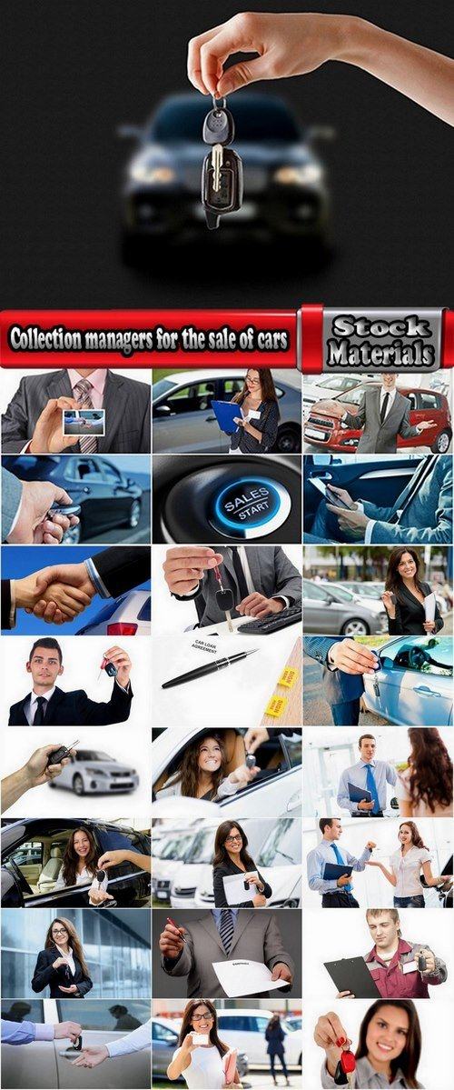 Collection managers for the sale of cars 25 HQ Jpeg