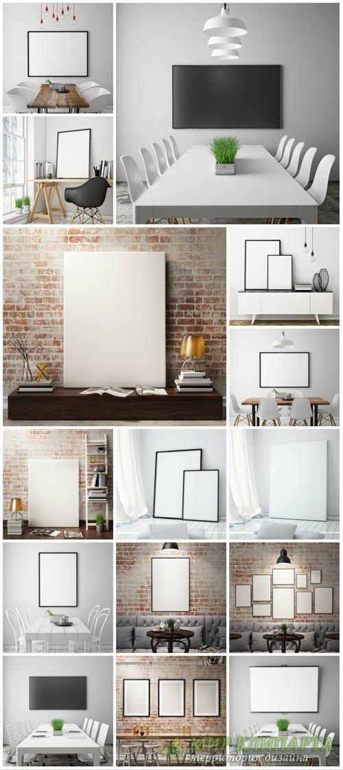 Trendy interior # 1 - stock photos