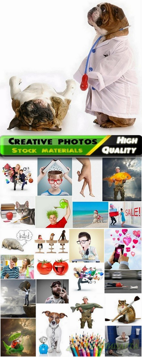 Creative ideas for photo Stock images #7 - 25 HQ Jpg