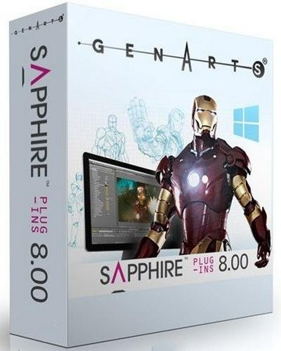 GenArts Sapphire Plug-ins 8.0 for AE & OFX (RePack)