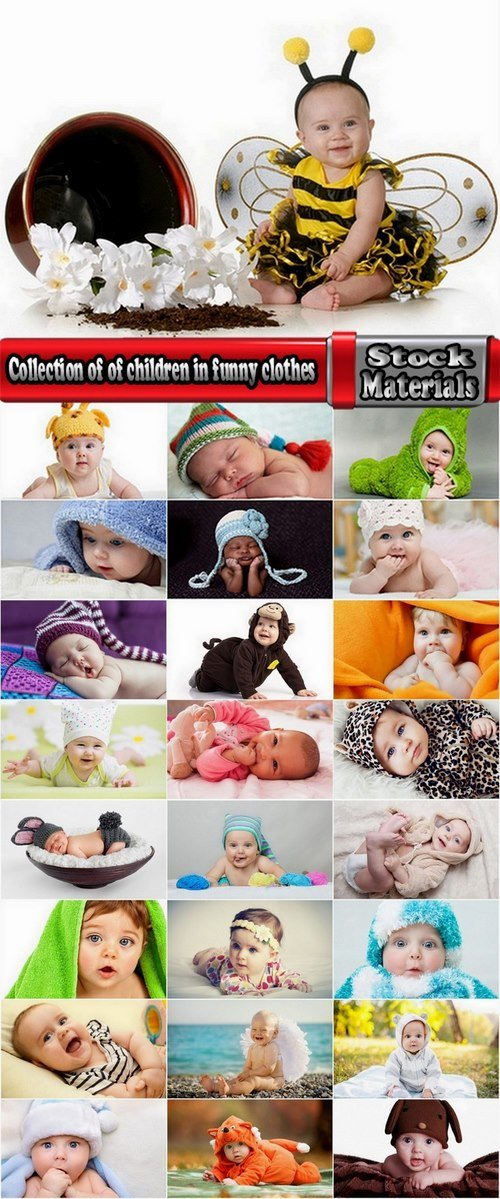 Collection of of children in funny clothes 25 HQ Jpeg