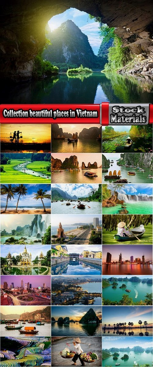 Collection beautiful places in Vietnam 25 HQ Jpeg