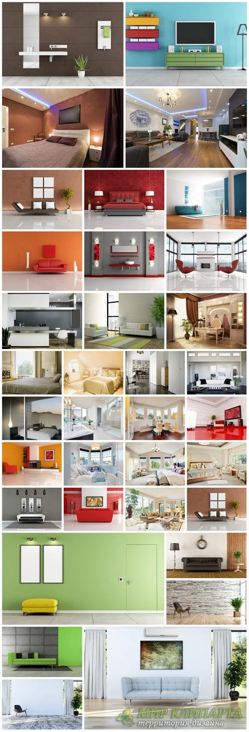 Beautiful interior # 3 - stock photos