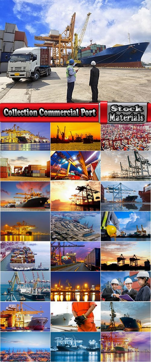 Collection Commercial Port 25 HQ Jpeg